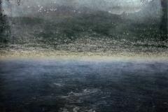 zonder titel (landschap #5) - € 325 - formaat 50x50cm